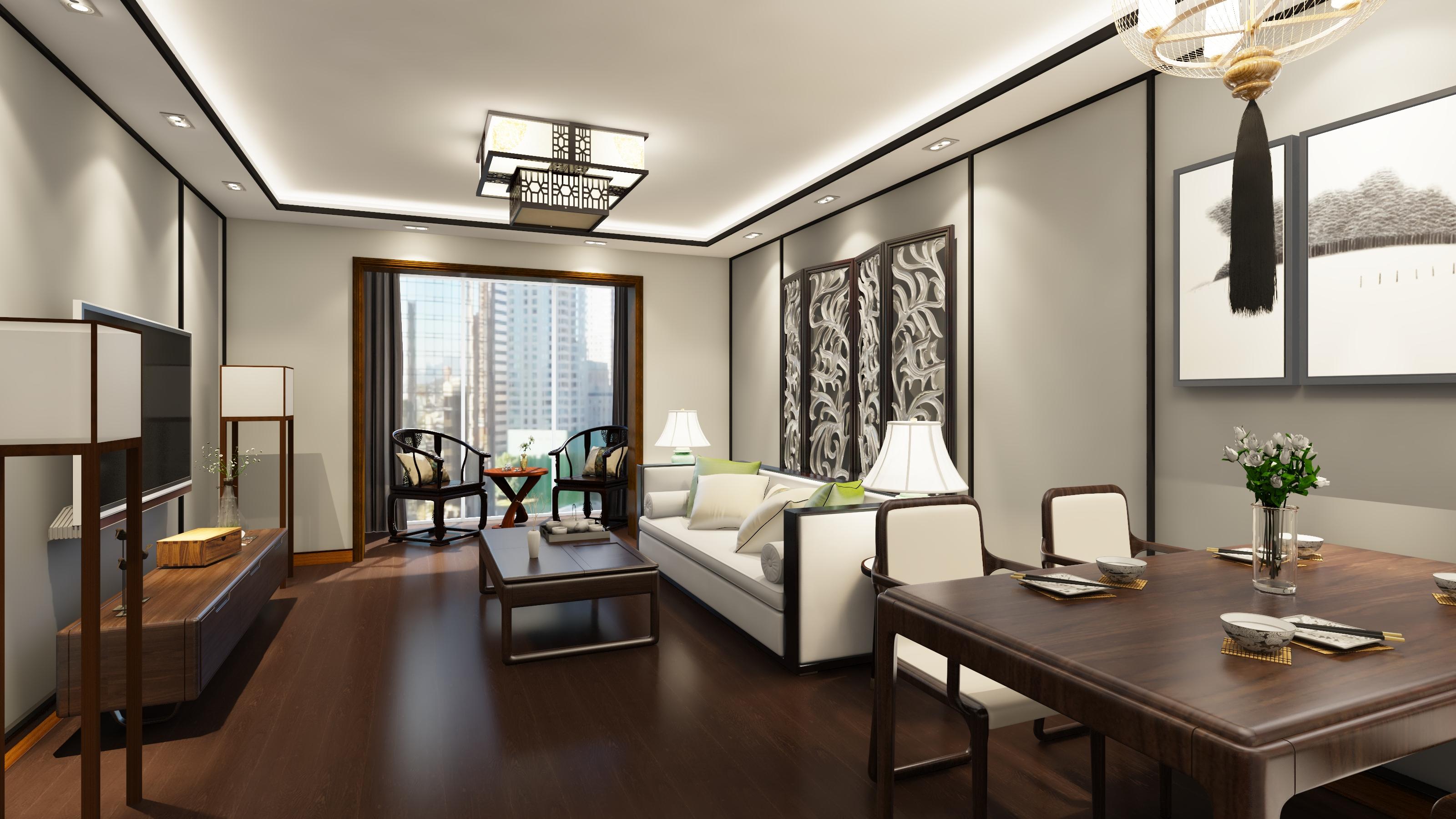 西山-居然設計家-室內設計_家裝設計師案例_室內裝修