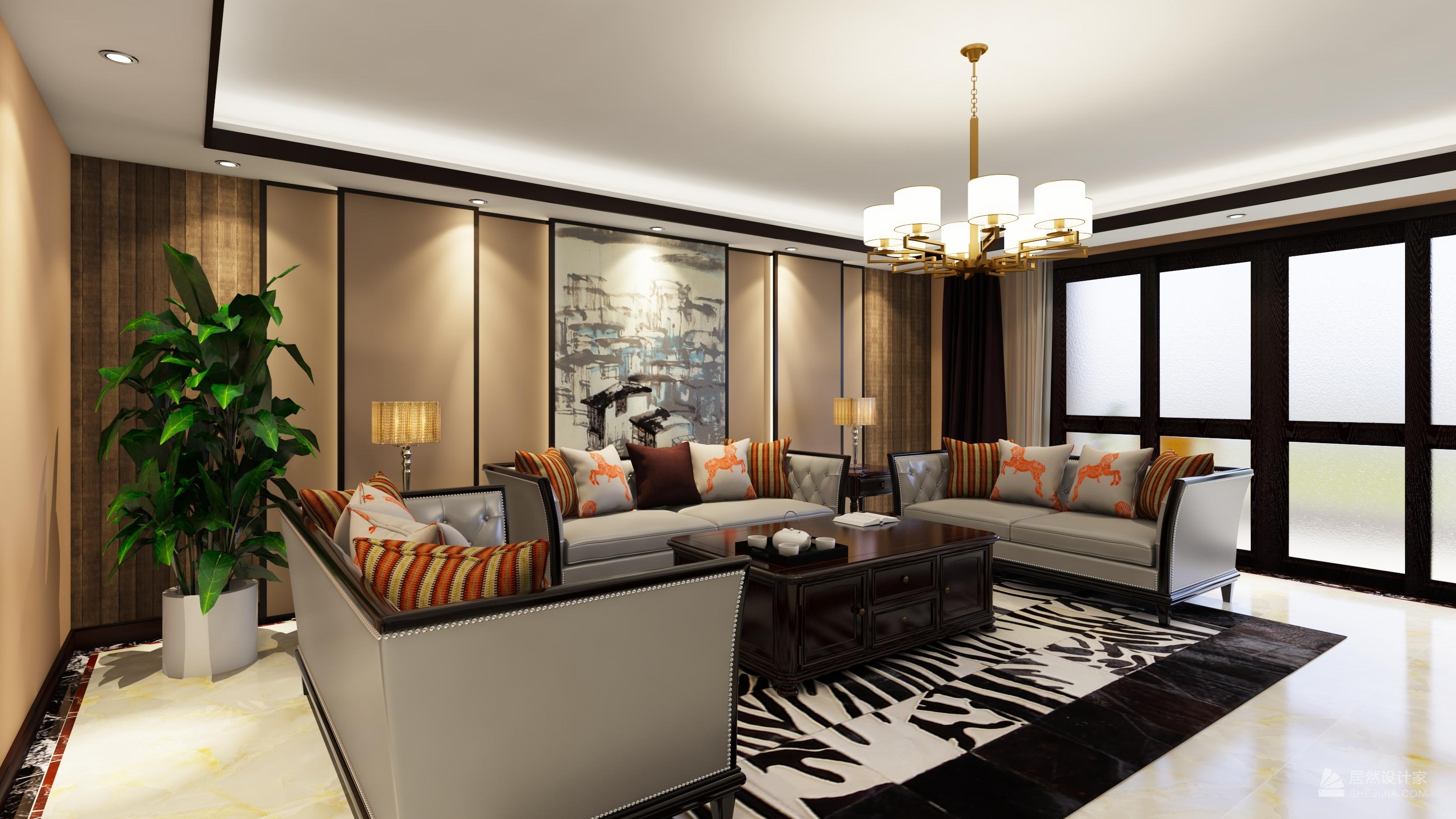閱人-居然設計家-室內設計_家裝設計師案例_室內裝修